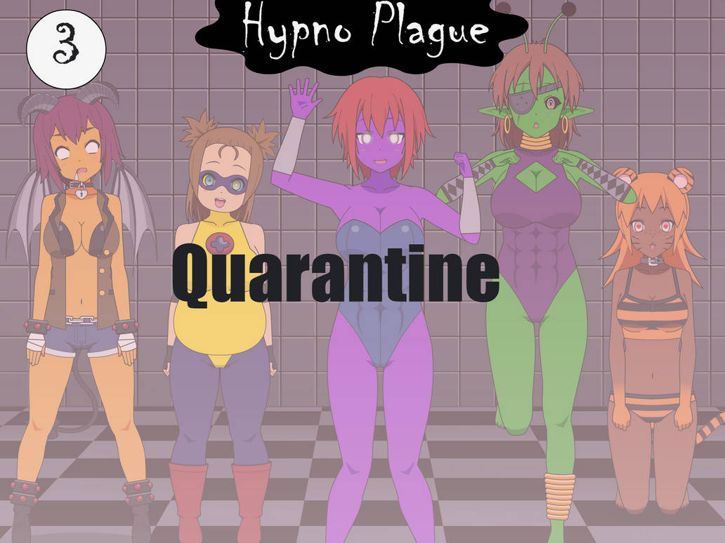 Hypno Plague: Part 3 by HypnolordX