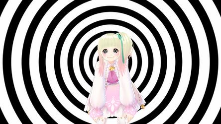 Victoria, Blissfully Hypnotized