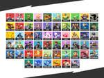 Super Smash Bros. Wii U/3DS - Final Roster