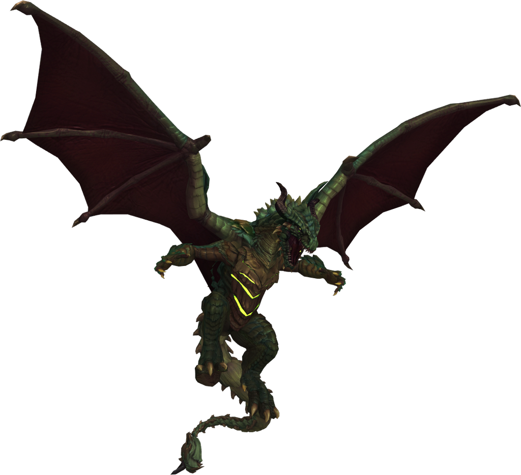 Smite Renders - Fafnir Secondary (Dragon) by Kaiology on DeviantArt