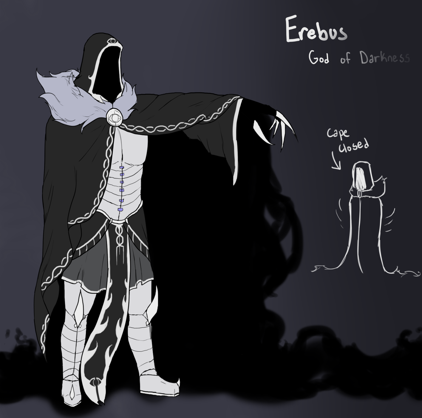 erebus god of darkness symbol - photo #3