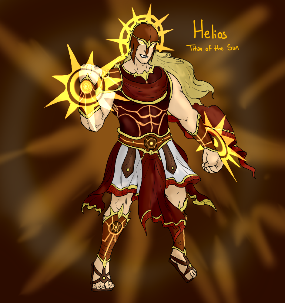 essay god helios sun Essay helios, the greek sun god, was also known as sol in roman mythology  he was the father of aeets and circe he was married to perseis he had two.
