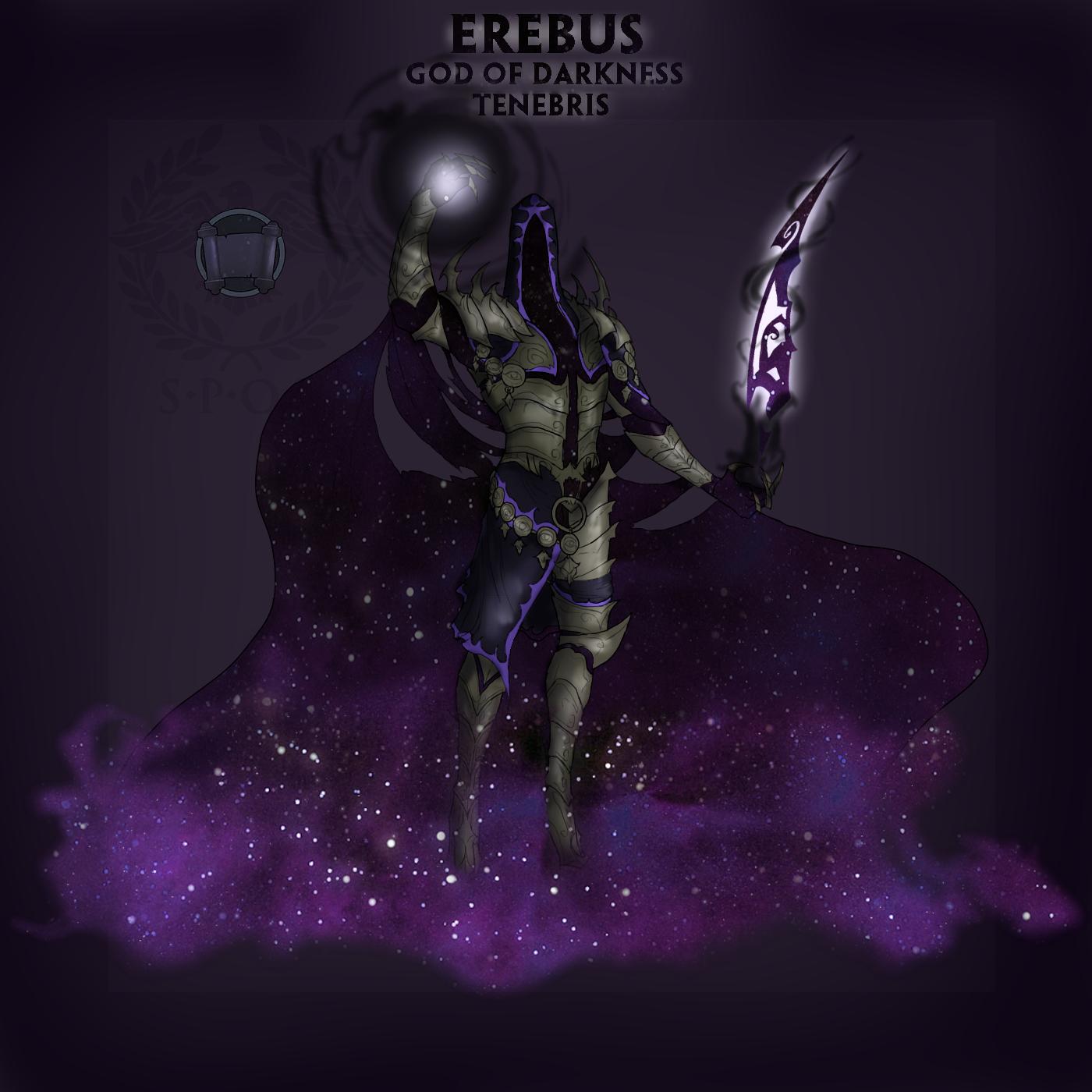 Erebus God Of Darkness