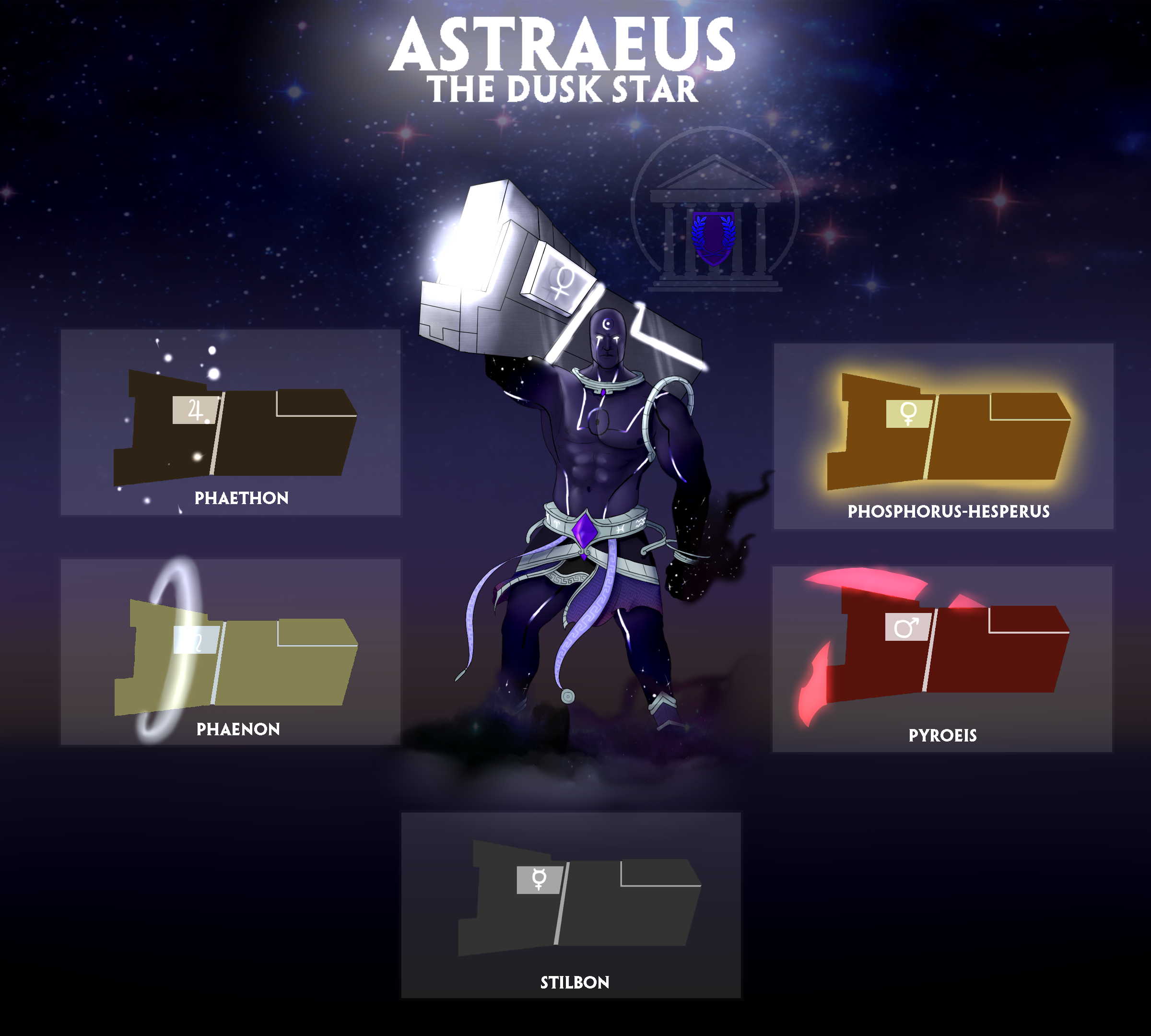Astraeus The Dusk Star