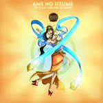 Smite - Ame no Uzume, Reveling Goddess of Dawn