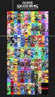Super Smash Bros. Ultimate - Roster