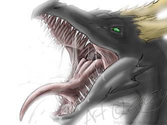RAWR dragon maw by Zeezy
