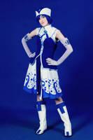 Juvia Loxar Cosplay 3 by Hanuro-Sakura