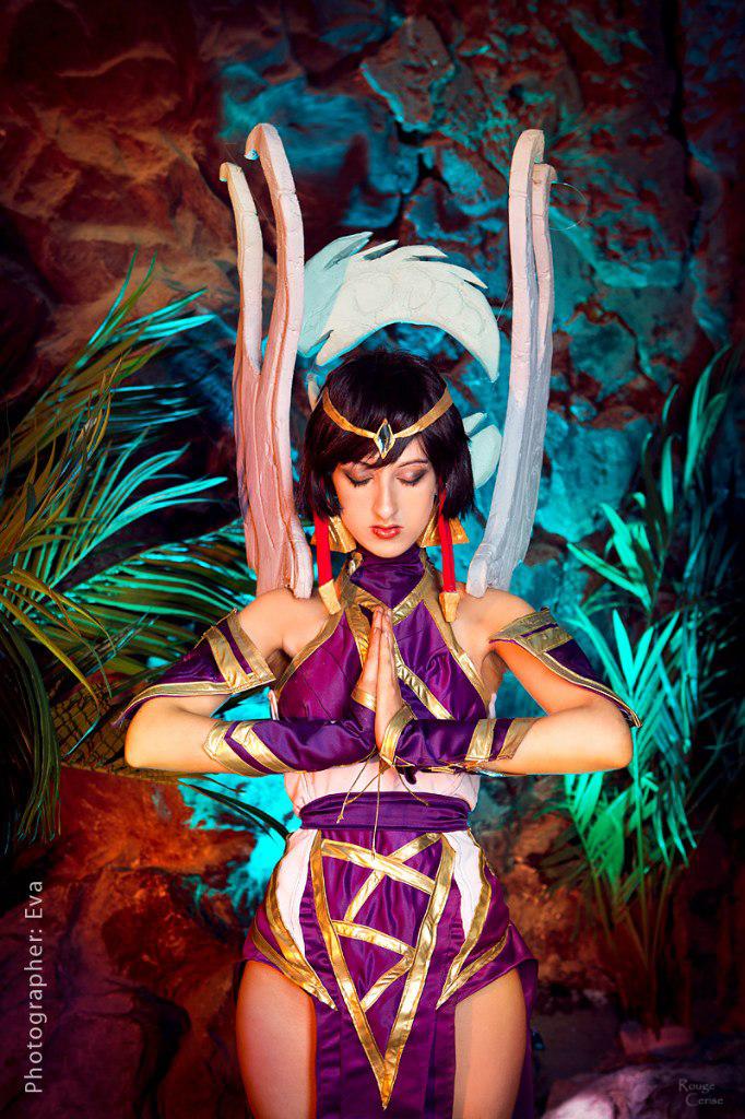Karma cosplay always trust your spirit by hanuro sakura on deviantart