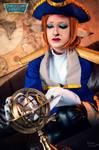 Treasure Planet - Captain Amelia Cosplay III