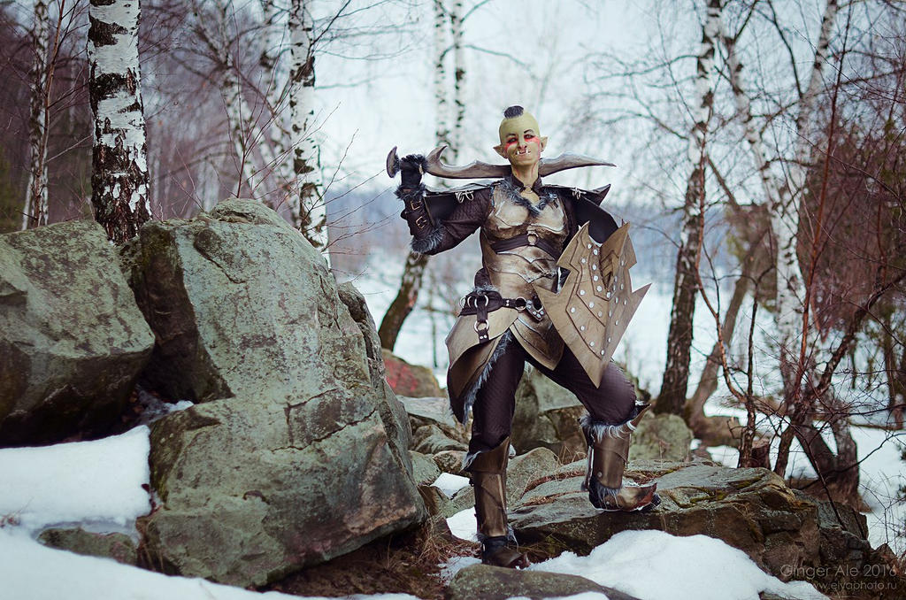 Borgath Steel Heart Cosplay IV by Hanuro-Sakura