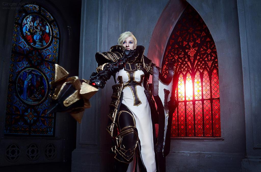 Johanna the Crusader Cosplay VII by Hanuro-Sakura