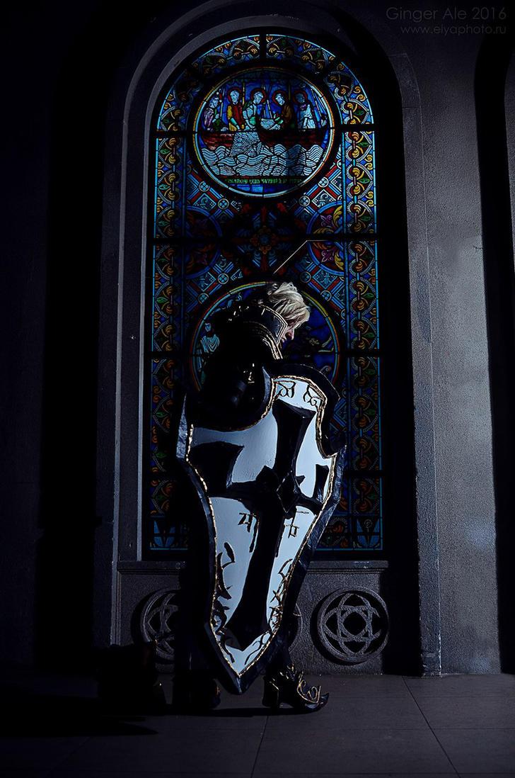 Johanna the Crusader Cosplay IX by Hanuro-Sakura