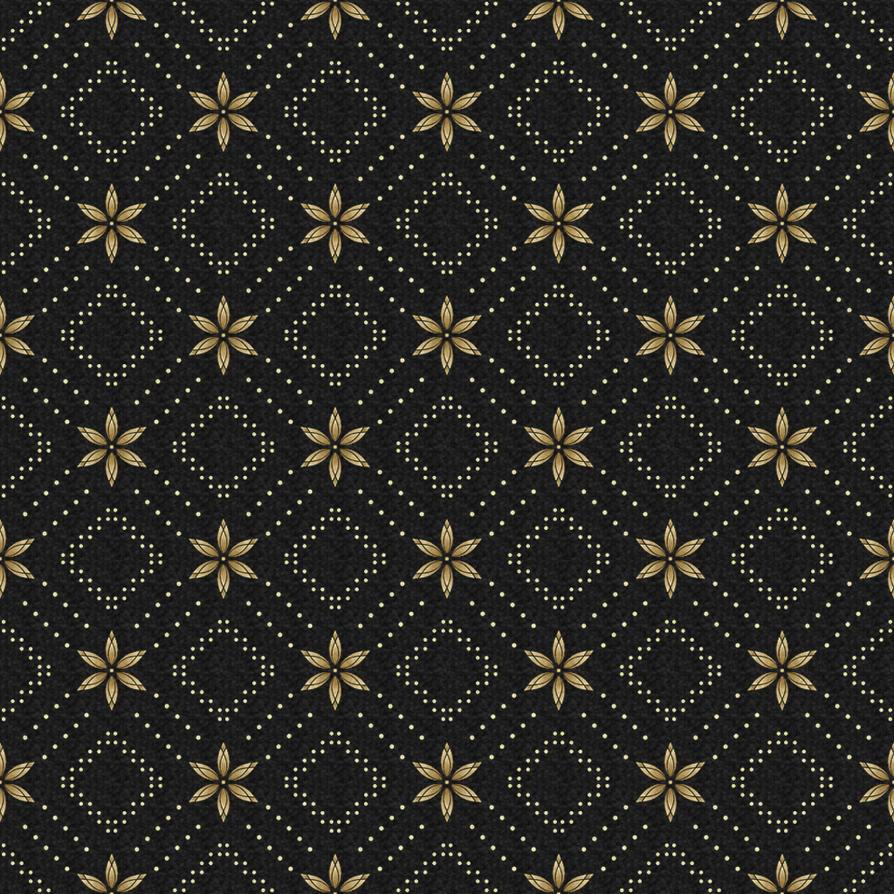 Black gold carpet seamless by marlborolt on deviantart for Black and white patterned carpet