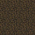 Black Swirl Carpet [SEAMLESS]