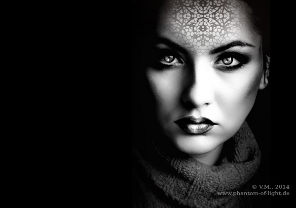 :: oriental black and white:: by Phantom-of-light