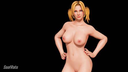 DOA 6 Nude mod: TINA by SaafRats