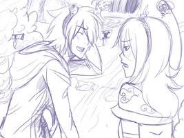 Doodle: Oops we both missed by itsRemzi