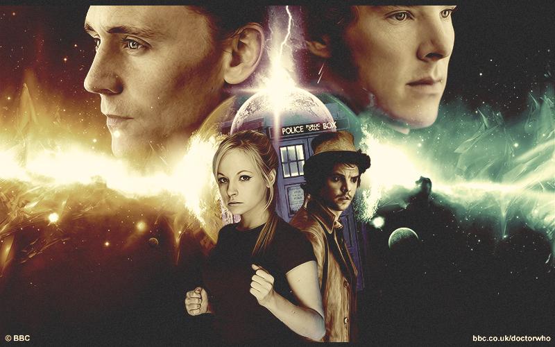 12th Doctor (fake poster) by anariel-ka