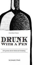 Drunk With A Pen: Cover Art by monstroooo