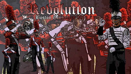 Revolution Wallpaper by leakypipes