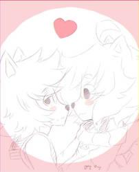 Amor entre mapaches