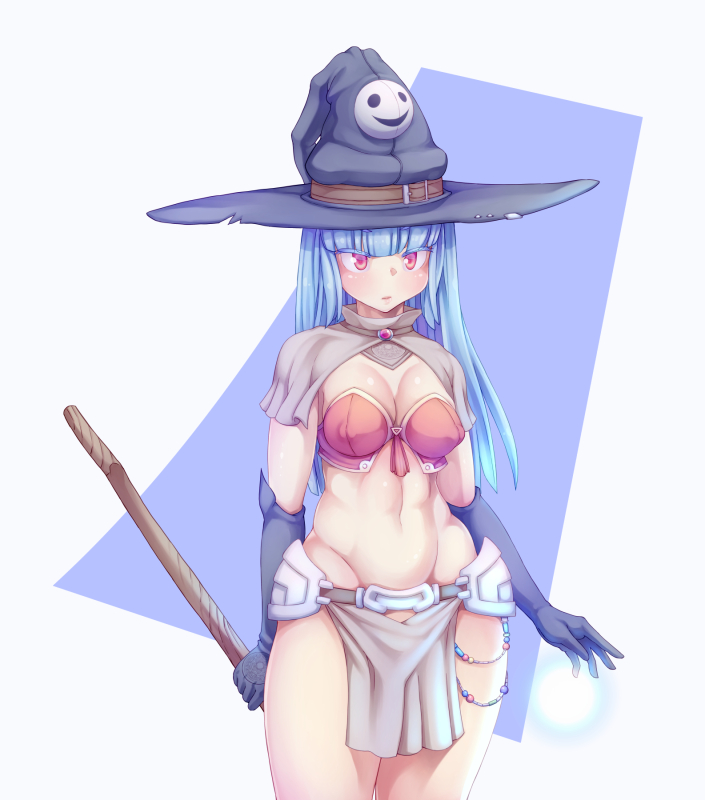 031-Witch by kmdrawing