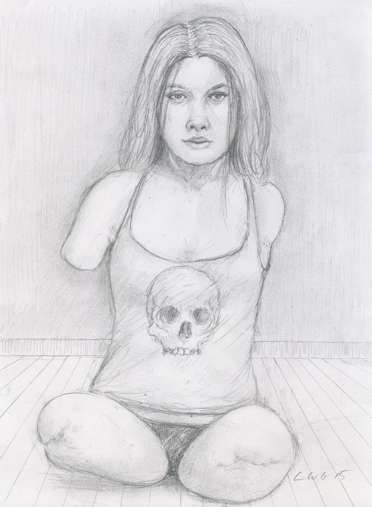 Mystia, Skull Princess by LWGArtist