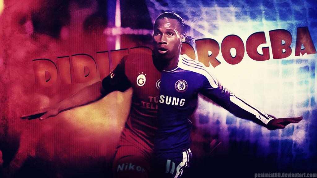 Didier Drogba - Galatasaray vs Chelsea by Pesimist60 on DeviantArt