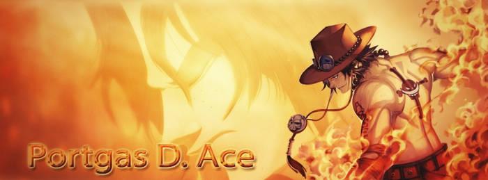 Portgas D Ace - Timeline cover
