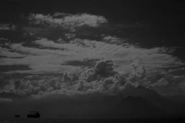 Sky Sea Clouds