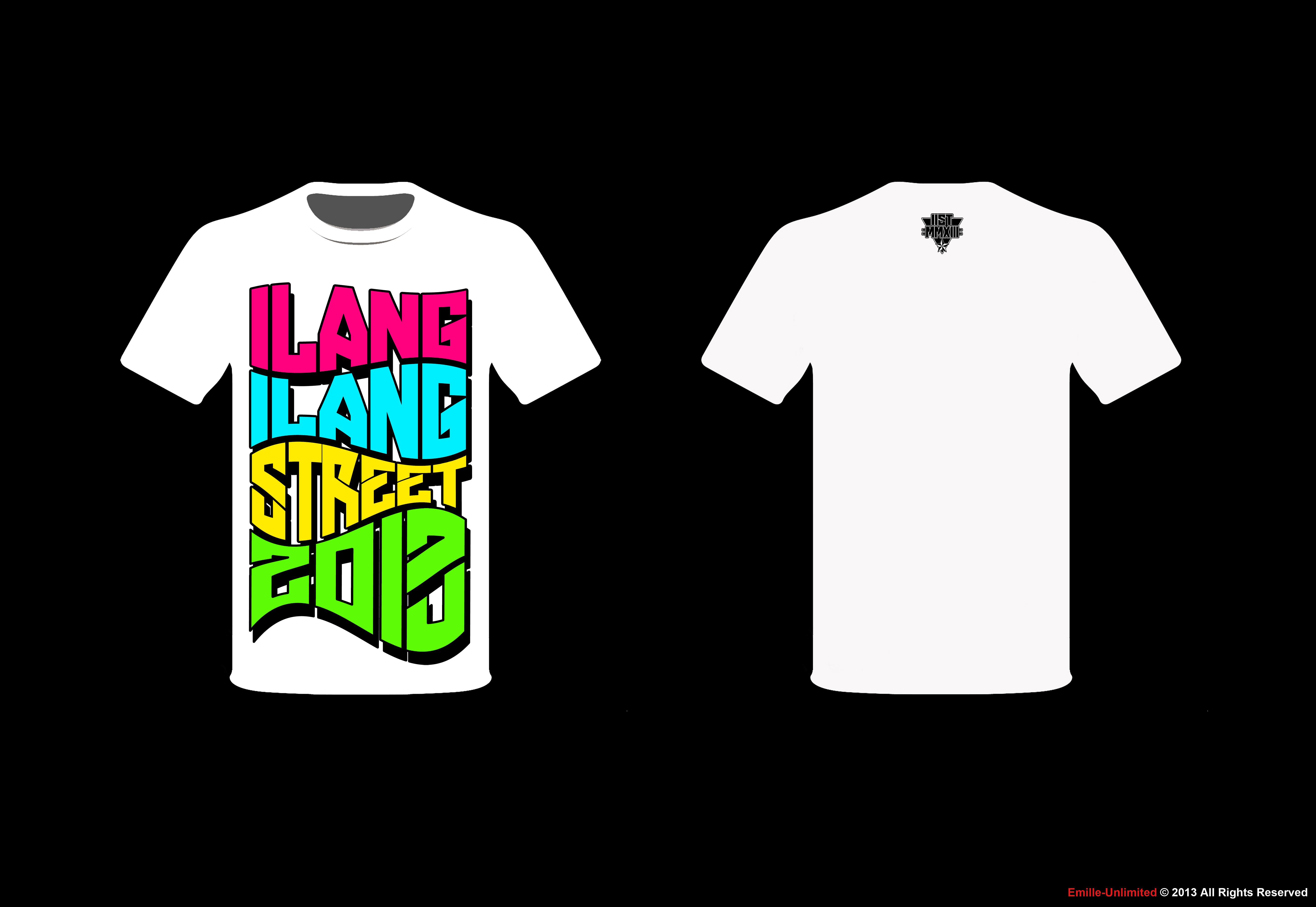 iist 2k13 tshirt preview by Liesandkisses