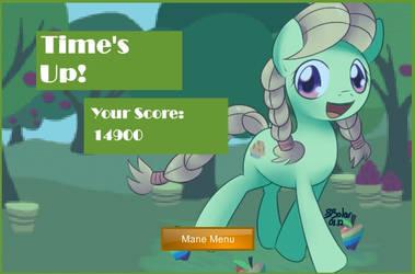 My score cyder