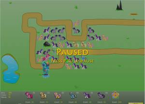 Canterlot Siege 1.6: Perfect Mode - Map 03