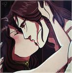 Rose and Dimitri