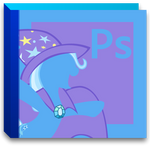 The Great And Powerful Photoshop Icon! by HaloPrime