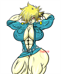 Seras Muscle by fmgshopart