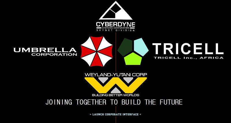 Corporate Future By DivineStrike00