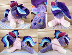 Ducky Plushie Commission by Featherpaw14