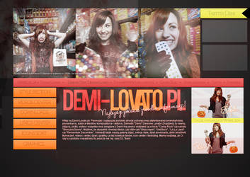 Halloween with Demi Lovato