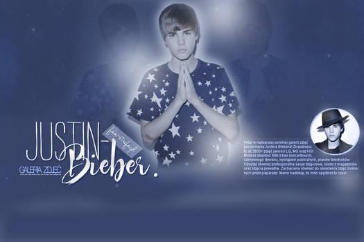 Justin Bieber Gallery Layout