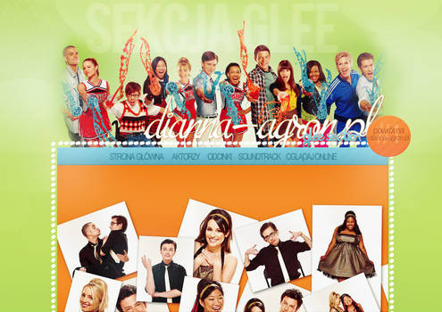 Glee section