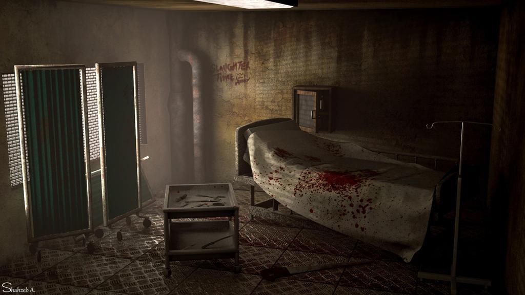 The Lost MC - (Miranda Foley)  Horror_clinic_by_shaixey_d5japqc-fullview.jpg?token=eyJ0eXAiOiJKV1QiLCJhbGciOiJIUzI1NiJ9.eyJzdWIiOiJ1cm46YXBwOiIsImlzcyI6InVybjphcHA6Iiwib2JqIjpbW3siaGVpZ2h0IjoiPD01NzYiLCJwYXRoIjoiXC9mXC8xYTUxMWNjYS1iYjZkLTQzMTMtOTY2NC05N2Q3YjU2NmZkM2ZcL2Q1amFwcWMtMjY0YWU0OGYtZDVlMy00ZmJiLTk0OWYtMzUzY2E5MWUwYjQ2LmpwZyIsIndpZHRoIjoiPD0xMDI0In1dXSwiYXVkIjpbInVybjpzZXJ2aWNlOmltYWdlLm9wZXJhdGlvbnMiXX0