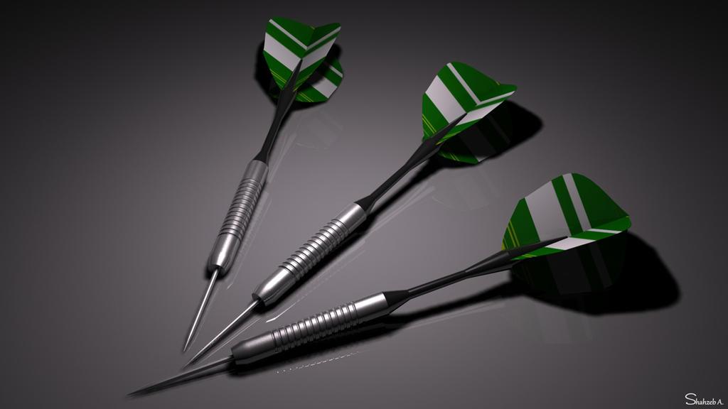 real darts