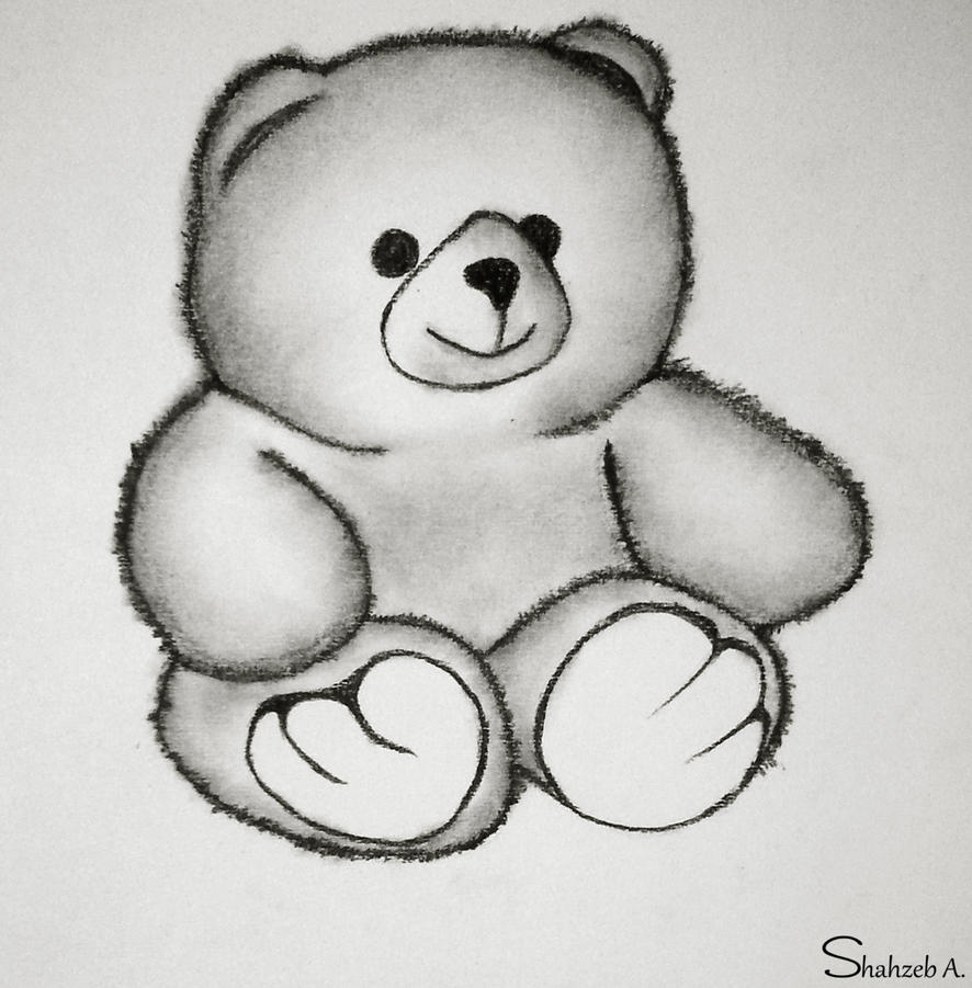 Cute bear drawings tumblr - photo#3