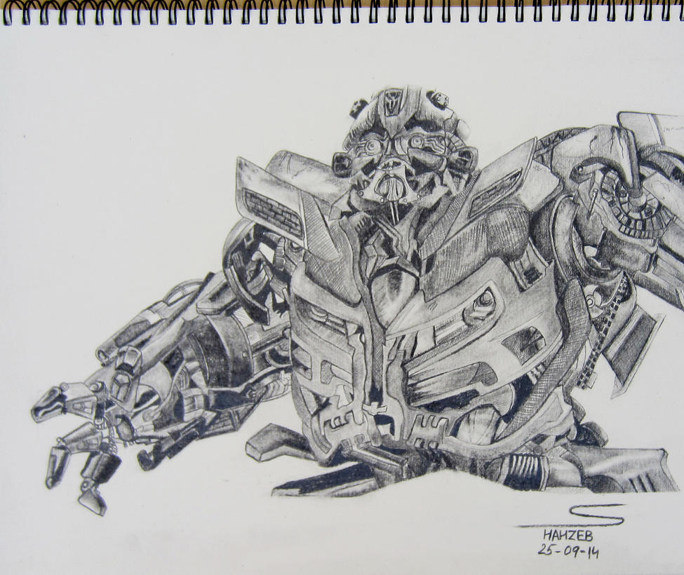 bumblebee pencil sketch by shaixey on deviantart