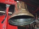 old fire engine bell