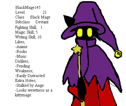 BlackMage145's Profile Picture
