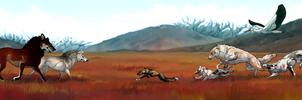 Tokota - Fox Hunt - Blood Land