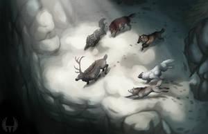 Tokota - Abyss - Deer Hunt by Leygo